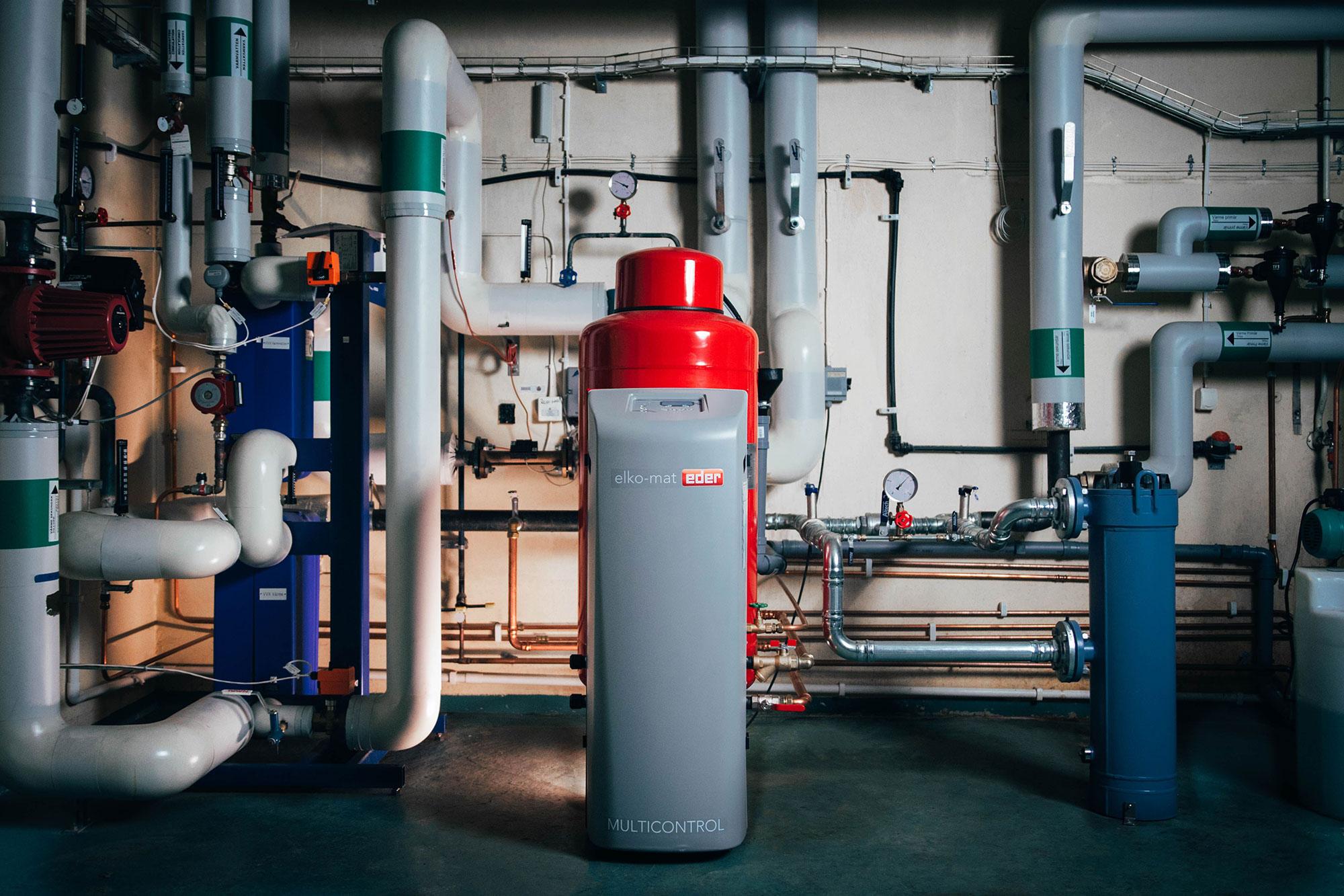 Anläggning avgasning & filter - VVSteknik